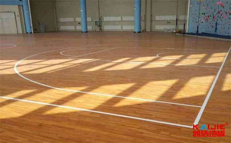 常见的体育场木地板哪个好