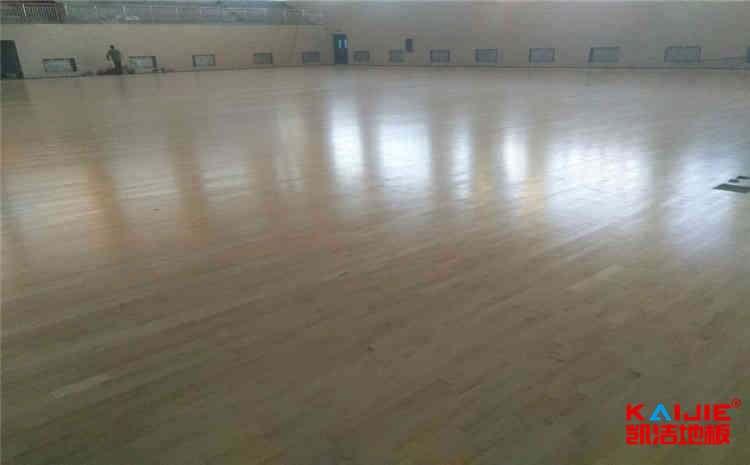 贵阳硬木企口实木运动地板生产厂家