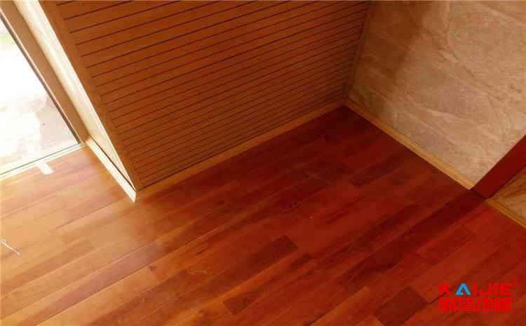北京企口实木运动地板厂家电话