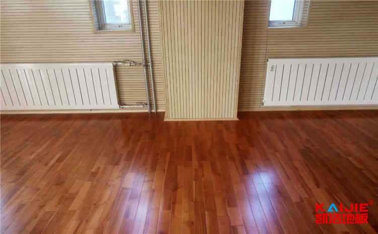 常用的运动木地板批发