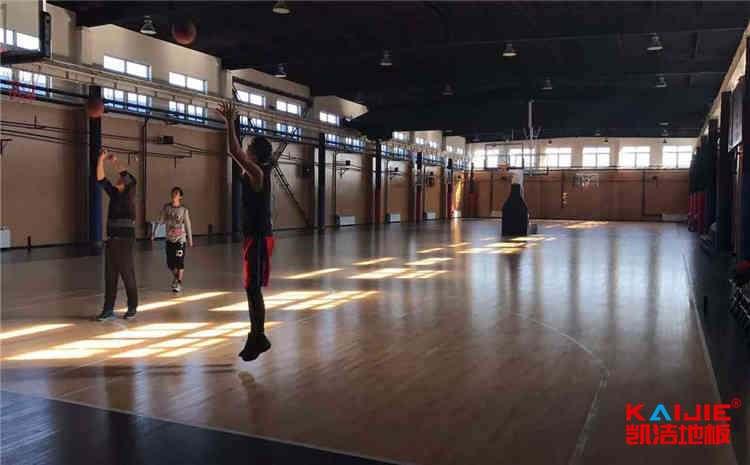 上海企口篮球地板哪家便宜