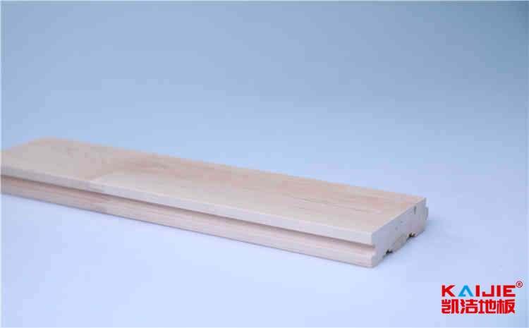 室内运动木地板施工技术