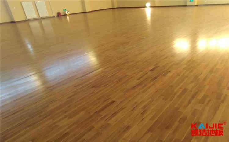 常用的体育场馆木地板厂商