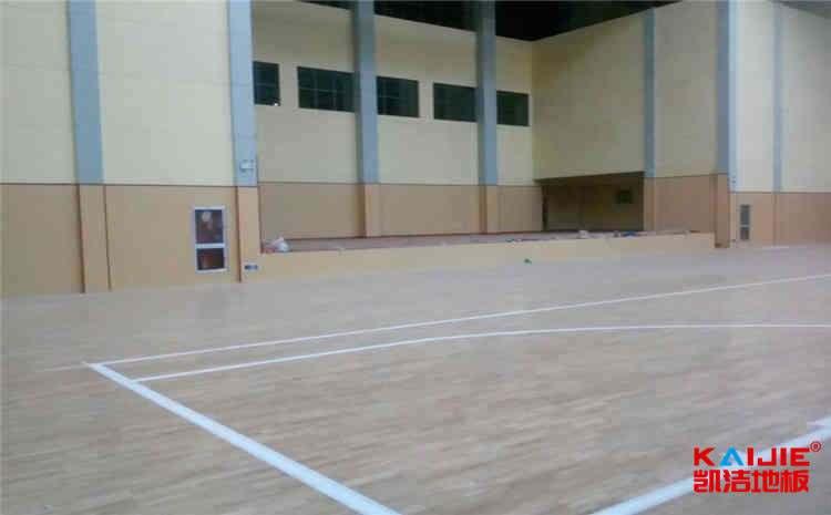 广州企口体育地板直销