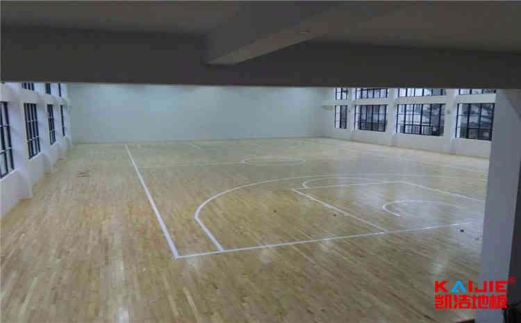 西安企口篮球场地板品牌