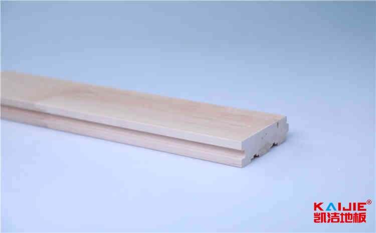 五角枫舞台实木地板每平米**