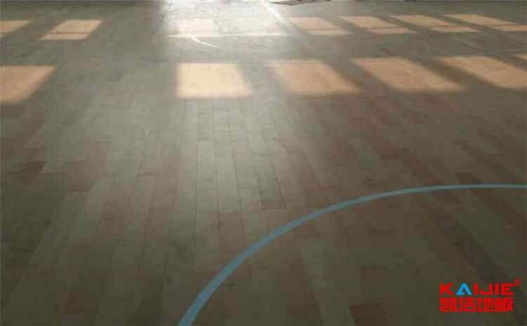 专业篮球木地板每平米价格