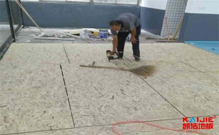 湖南企口实木运动地板都有哪些品牌