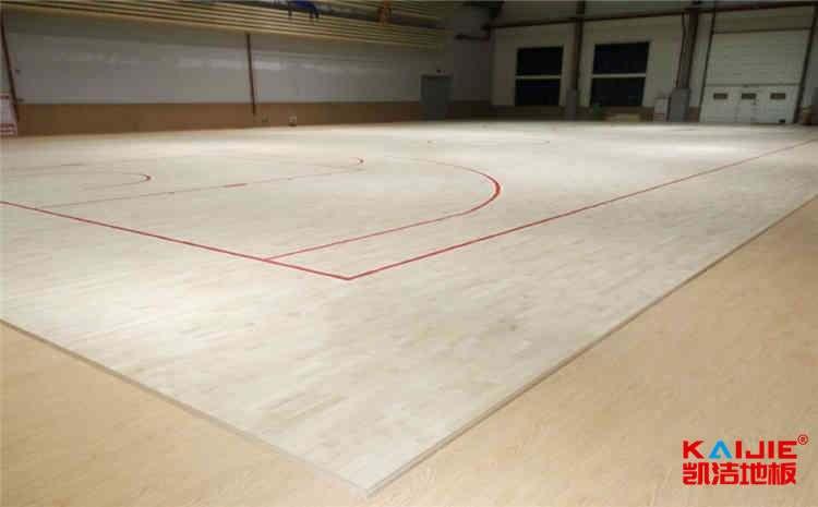 西宁枫木实木运动地板厂