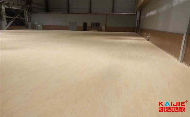 舞蹈木地板如何铺装?