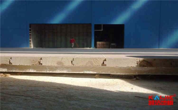 室内实木运动地板一般多少钱