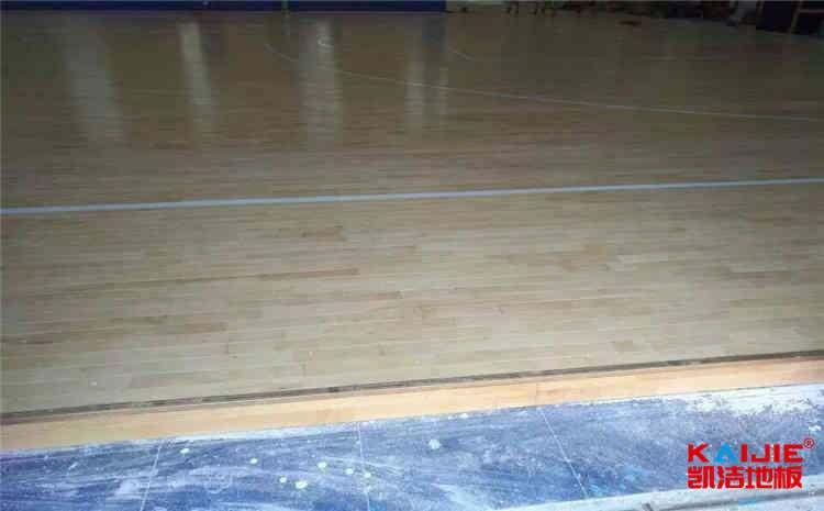 赛事场馆篮球馆地板哪些品牌