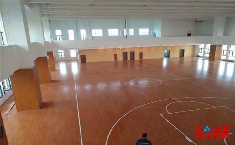 贵州柞木体育地板直销