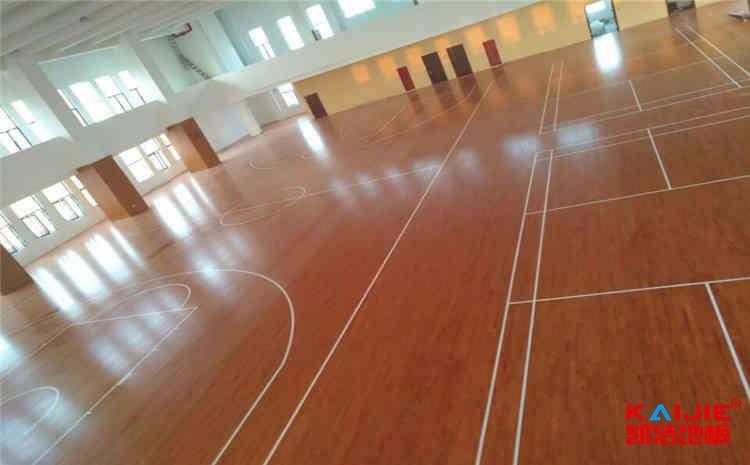 体育木地板专业性能有什么?