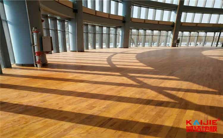 云南柞木实木运动地板什么牌子好