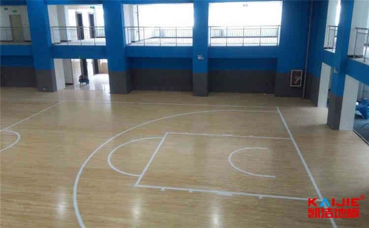 赛事场馆体育场木地板维护