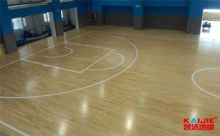 柞木舞蹈房木地板怎么安装