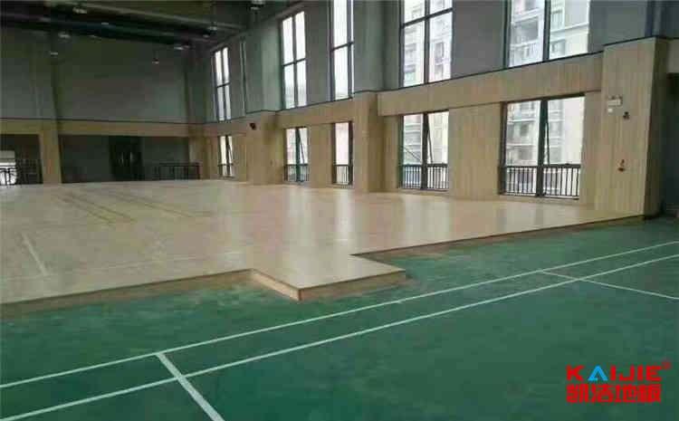 杭州枫桦木实木运动地板哪个品牌好