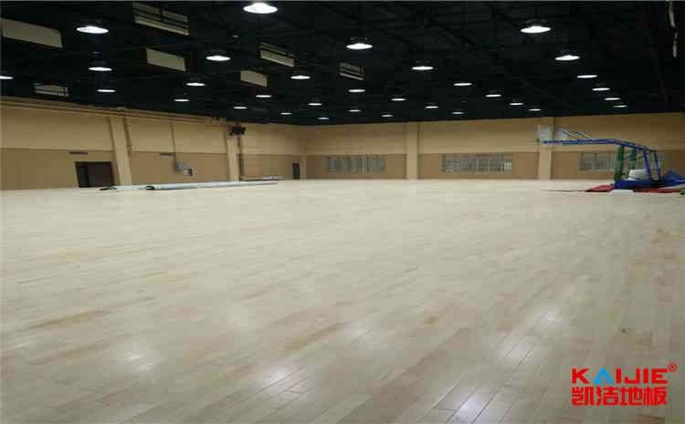安徽体育地板生产厂家