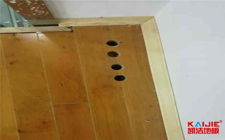 宁夏硬木企口运动木地板怎么选