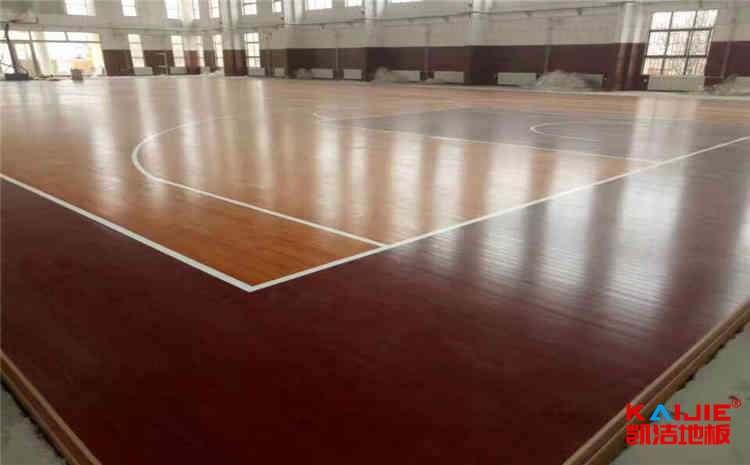 北京企口篮球场地板什么品牌好