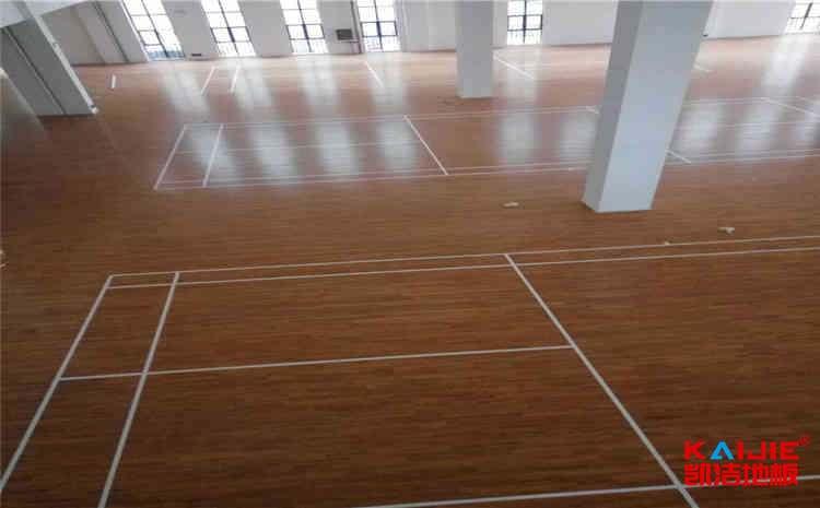 南宁枫木篮球地板报价
