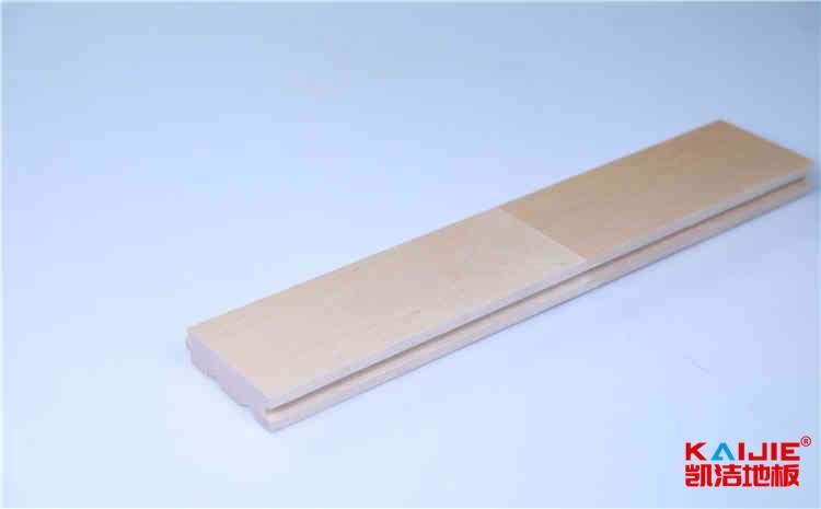 乌鲁木齐企口实木运动地板多少钱一平米