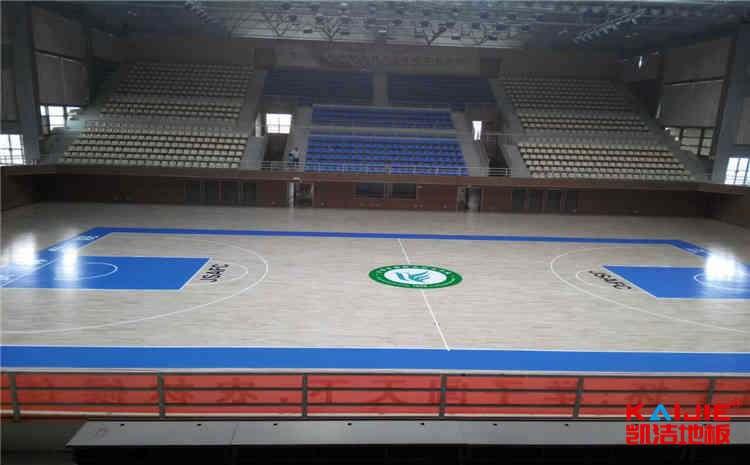 郑州枫桦木篮球场地板代理商