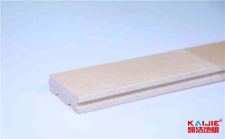 松木运动木地板怎么安装