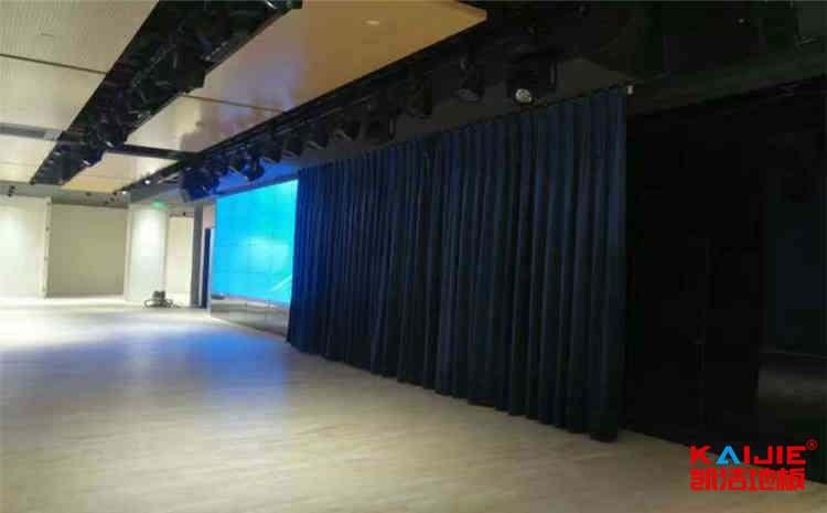舞台木地板怎么保养