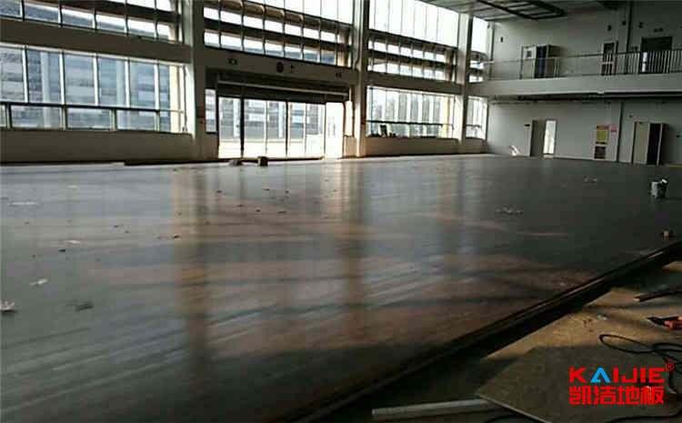私人体育木地板厂商