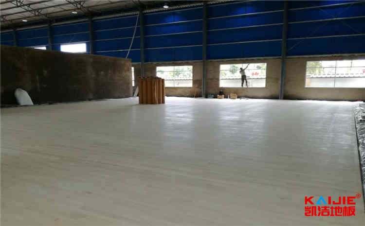杭州枫木篮球场地板生产厂家