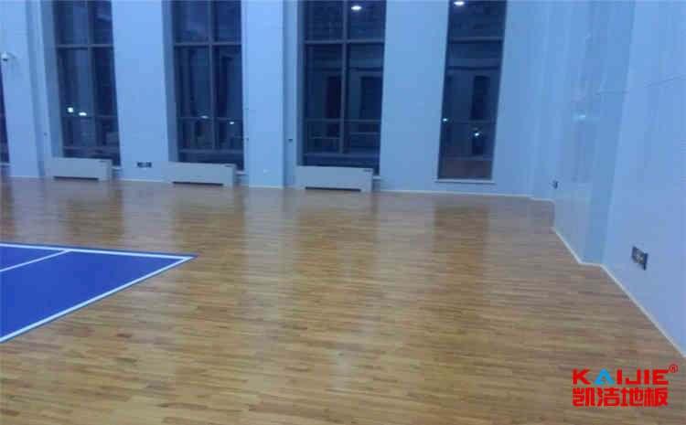 云南企口体育地板价格及图片