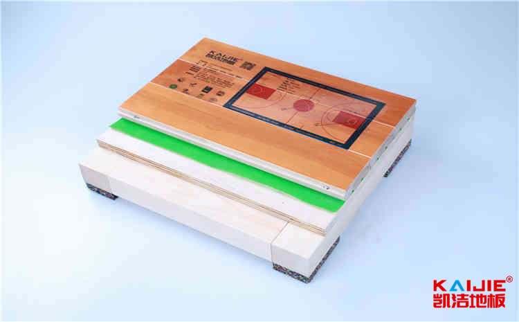 杭州运动木地板代理商
