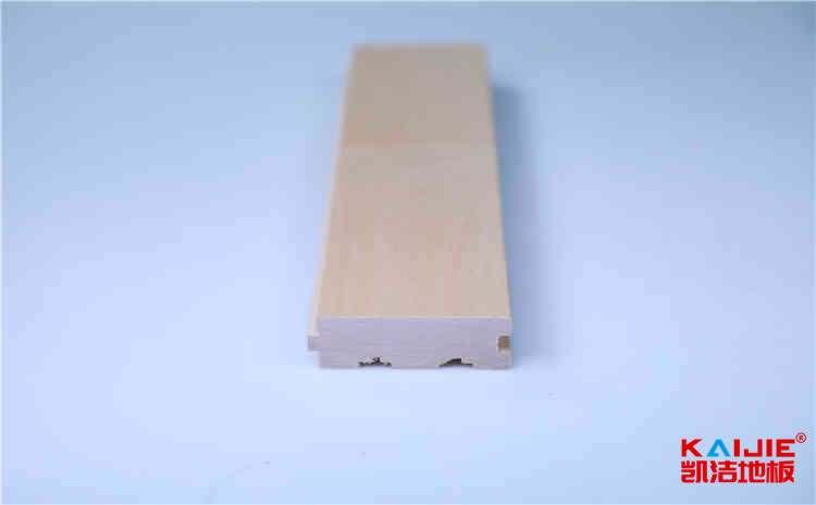 济南企口实木运动地板多少钱