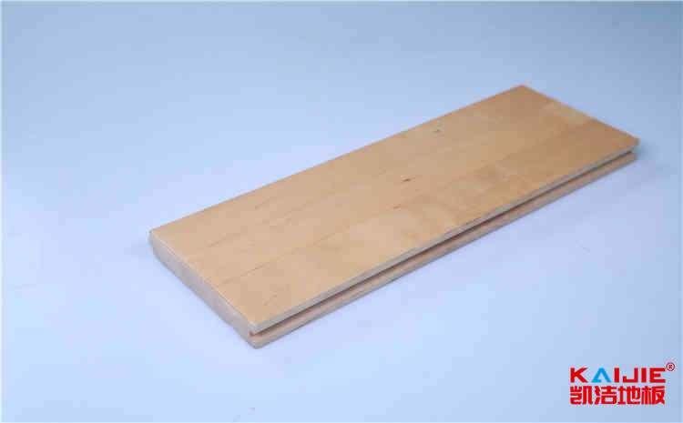 四川专业实木运动地板施工