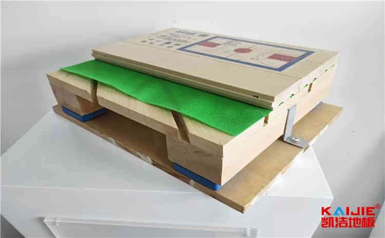实木运动地板价格及图片