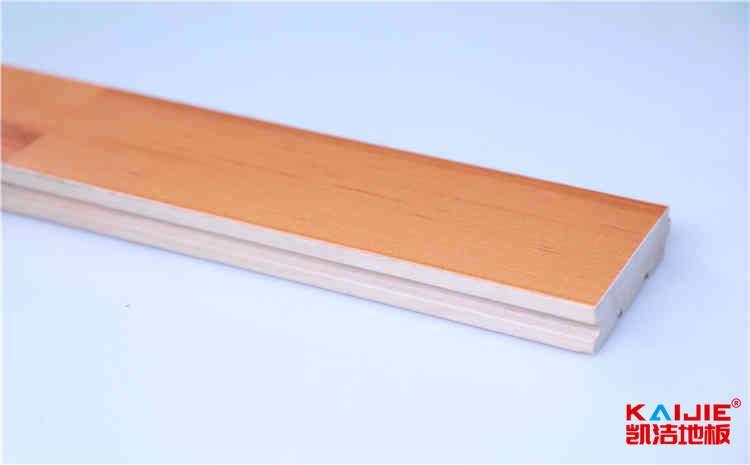 常用的实木运动地板打磨翻新