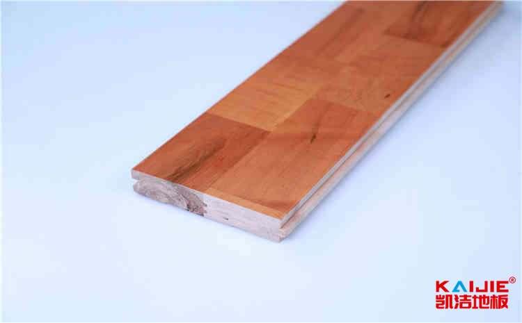 **的舞台运动木地板结构