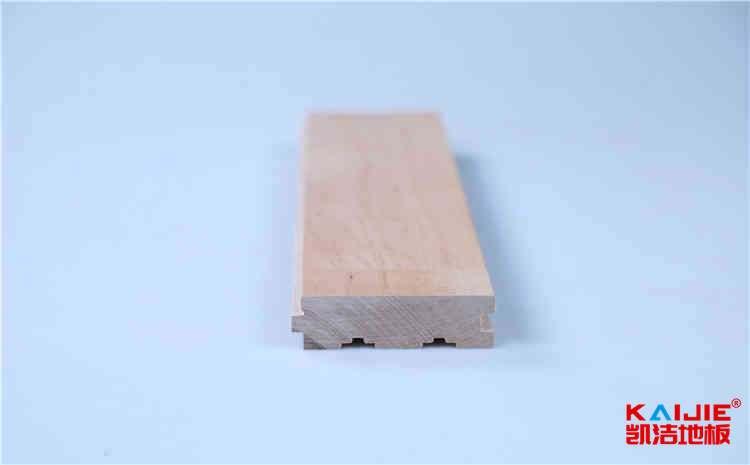 赛事场馆实木运动地板保养