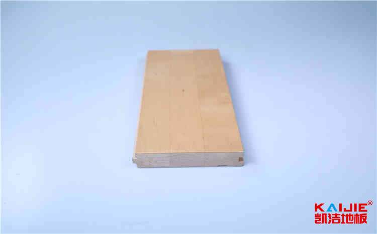 枫桦木体育场馆木地板多少钱一平米