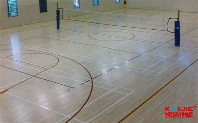 广州篮球场地板价格是多少