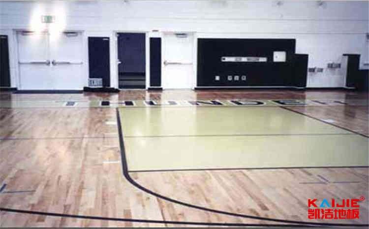 河南篮球地板一般多少钱