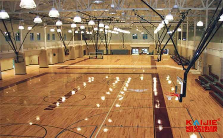 长春企口篮球地板价格是多少