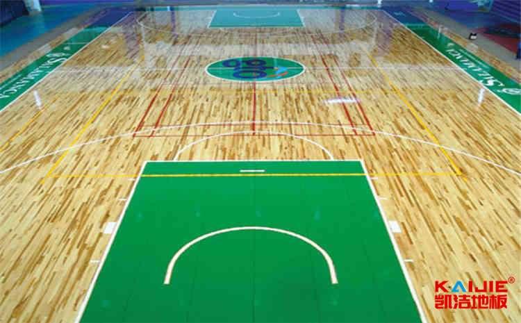 运动木地板保养技巧