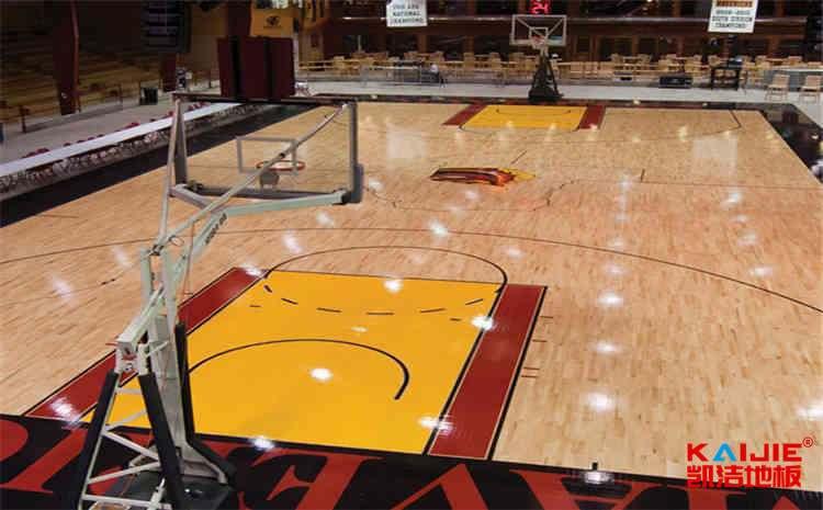 体育木地板色差怎么控制?