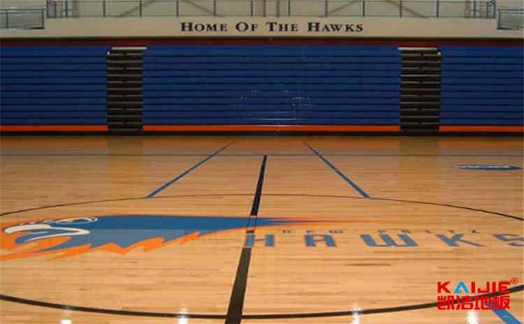 比赛场馆篮球馆木地板什么品牌好