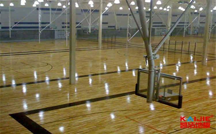 北京柞木体育地板报价