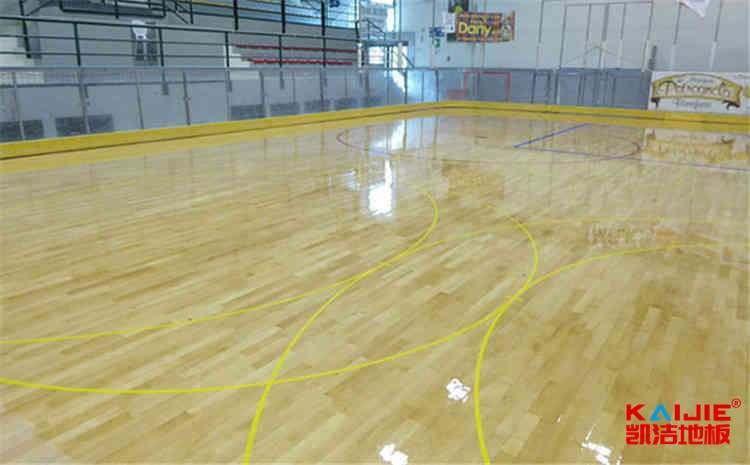 室内篮球场地板公司
