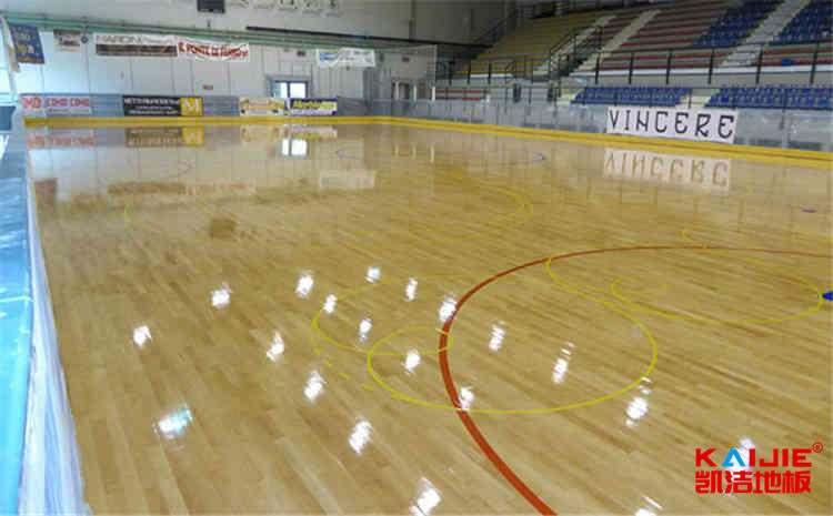 专用篮球实木运动地板哪家专业